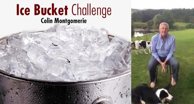 L'ice Bucket : le nouveau virus des golfeurs ?
