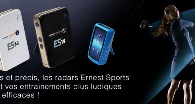 ES14, un radar de golf pratique et performant