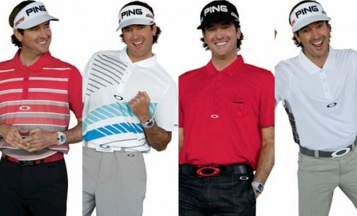 Oakley, à la conquête des golfeurs