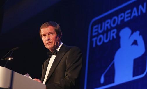 O'Grady, démissionne comme chef exécutif de l'European Tour