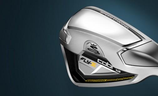 La nouvelle gamme de fer FLY-Z de Cobra Golf