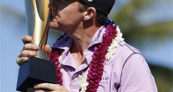 Jimmy Walker remporte pour la 2nd fois le Sony Open d' Hononululu