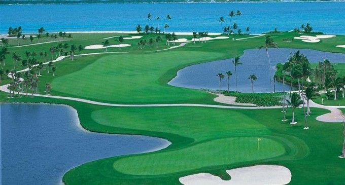 Débutant et passionné ? : Découvrez les zones en vert du parcours de golf