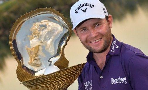 Branden Grace remporte le Qatar Masters, 2 français dans le top 10