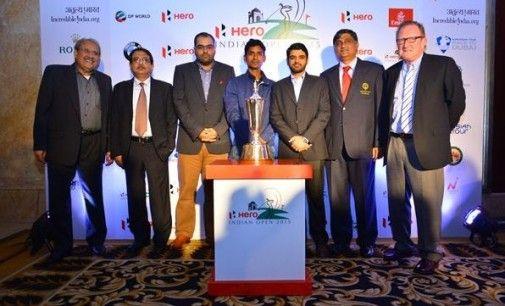 5 Français au départ du Hero Indian Open