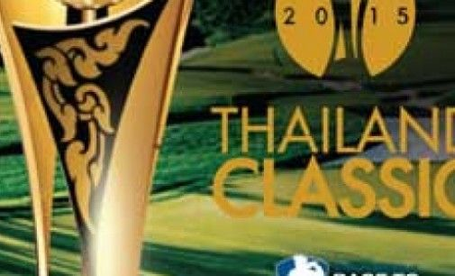 5 Français engagés pour la Thailand Classic