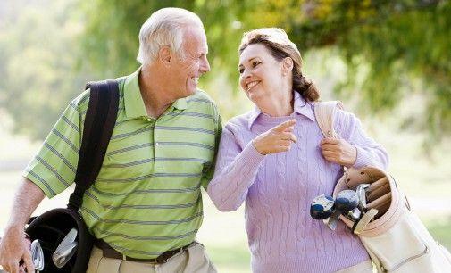 Le golf : le sport de toute une vie, très bénéfique pour la santé