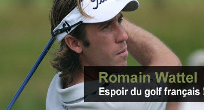 Romain Wattel : l'un des plus grands espoirs du golf français