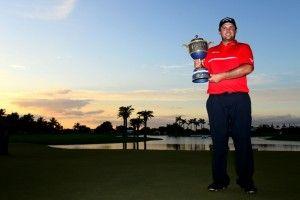 Patrick Reed ,Trophée WGC – Cadillac Championship 2014