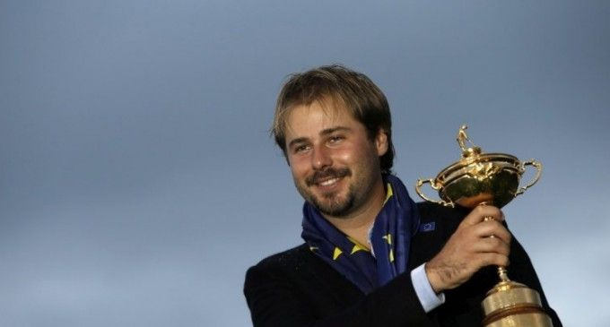 Gwladys Nocera et Victor Dubuisson : golfeuse et golfeur français de l'année