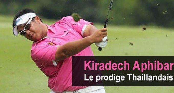 Kiradech Aphibarnrat : le 1er vainqueur du Shenzhen International