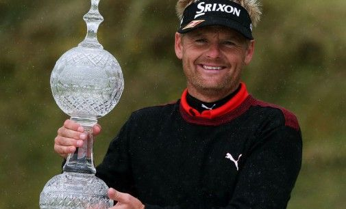 Soren Kjeldsen s'impose au Dubai Duty Free Irish Open