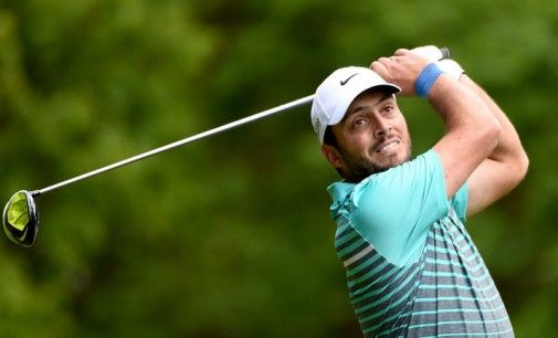BMW PGA Championship 1er Tour : Francesco Molinari le chef