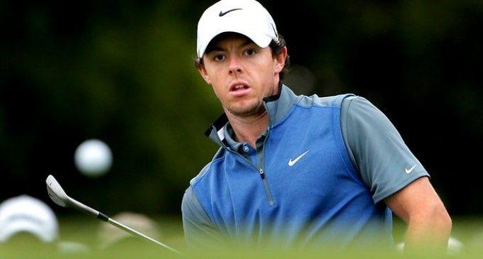 Le classement mondial de golfeur de la semaine