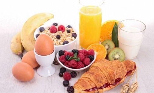 Le petit-déjeuner du sportif