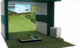 Les simulateurs de golf en 3D