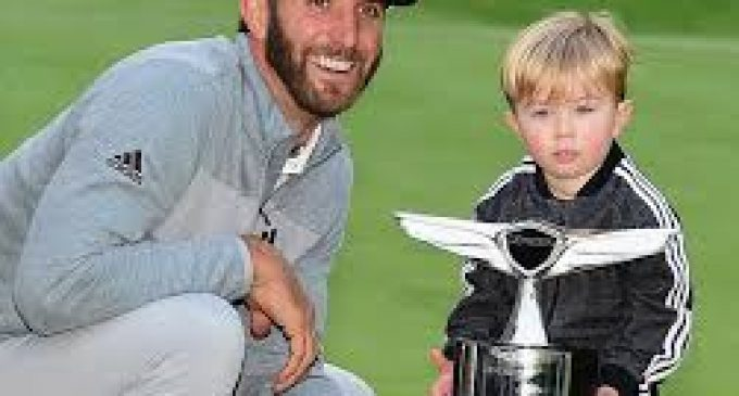 Actualité : Dustin Johnson détrône Jason Day