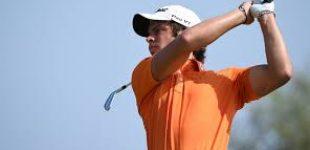 Adrien Saddier, deuxième au Barclays Kenya Open