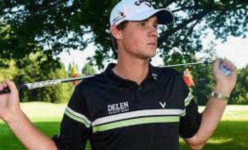 Thomas Pieters, en tête du tournoi PGA Américain