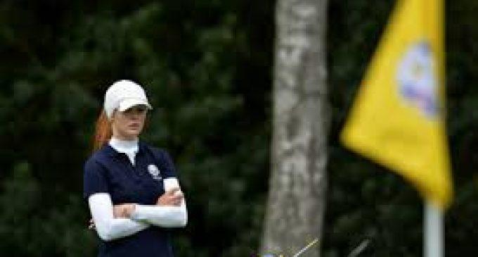 Mathilda Cappeliez, rentre en France et vise la LPGA