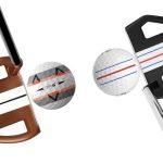 Les balles de golf d'alignement vous aident-elles à percer plus de putts?