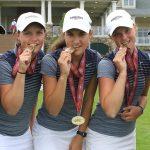Racer Rewind - MSU remporte le championnat de golf féminin OVC 2018 - Murray State University Athletics