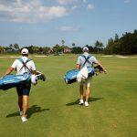 Le match montrera à quoi ressemble la «nouvelle normalité» du golf