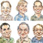 Brilliant Minds: classement des 10 meilleurs psychologues du golf