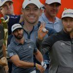 Classement des 100 meilleurs golfeurs en compétition au Players Championship