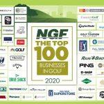 Publication de la liste des 100 meilleures entreprises de golf avant le salon PGA
