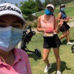 Les tournois de golf junior suscitent un vif intérêt de la part des familles prêtes à reprendre la compétition