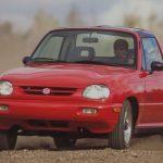 Testé: le Suzuki X90 1996 tente de lancer un nouveau segment et échoue