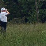Vérification des faits: Trump a passé beaucoup plus de temps dans les clubs de golf qu'Obama au même moment