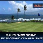 Maui Now: Récapitulation de fin de journée: le maire annonce une réouverture progressive en l'appelant la «nouvelle norme» de Maui