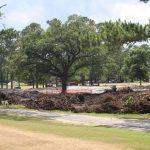 Rénovation municipale de Charleston à grande vitesse; Objectif d'entraînement du 4 juillet