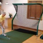 Top 4 des meilleurs filets de golf pour votre maison