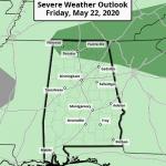 James Spann: jours chauds et humides à venir pour l'Alabama avec des tempêtes éparses - Alabama NewsCenter