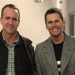 Tom Brady et Peyton Manning sont là pour pimenter une revanche de Tiger-Phil. La conversation trash est encouragée.