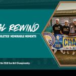 Coastal Rewind: le golf masculin remporte le championnat Sun Belt 2018 - Coastal Carolina University Athletics