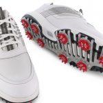 Une chaussure de golf pas comme les autres: nous avons touché les liens dans le Footjoy Fury