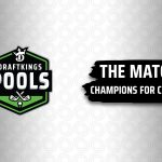 Le match: Champions de la charité DraftKings Sportsbook Pool Picks and Predictions