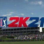 Pratiquez votre heure de départ - PGA TOUR 2K21 a une date de début!