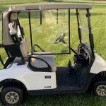 Primex développe un système de séparation en plastique pour les voiturettes de golf