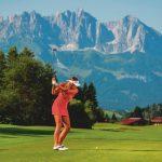 Golf à Kitzbühel, en Autriche, en Écosse sur la liste de souhaits de voyage dimanche