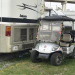 Crackdown: les voiturettes de golf représentent une menace pour le Mardi Gras?