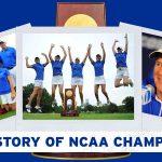 Historique du championnat WGolf NCAA: sixième titre de la NCAA à Tulsa - Duke University
