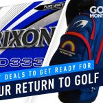 Meilleures offres pour se préparer à votre retour au golf - Golf Monthly