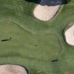 À quoi ressemble la construction de terrains de golf pendant la pandémie de coronavirus