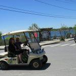 Les conseillers avancent les limites des chariots de golf de Peaks Island