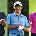 Les plus grands moteurs du classement officiel mondial du golf en 2019